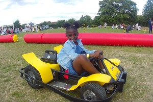 Smile with your new KartWheelz Go Karting Parties